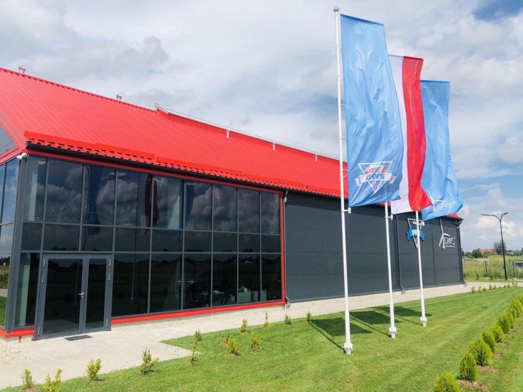 Siedziba firmy DWSService